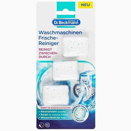 Dr. Beckmann mosógép tisztító tabletta